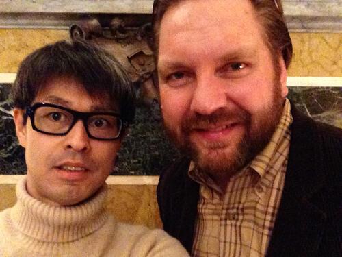 TopRank Online Marketing Lee Odden氏とともに