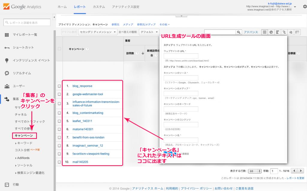 URL生成ツール説明2