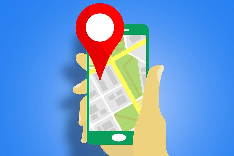 グーグルマップのイメージ