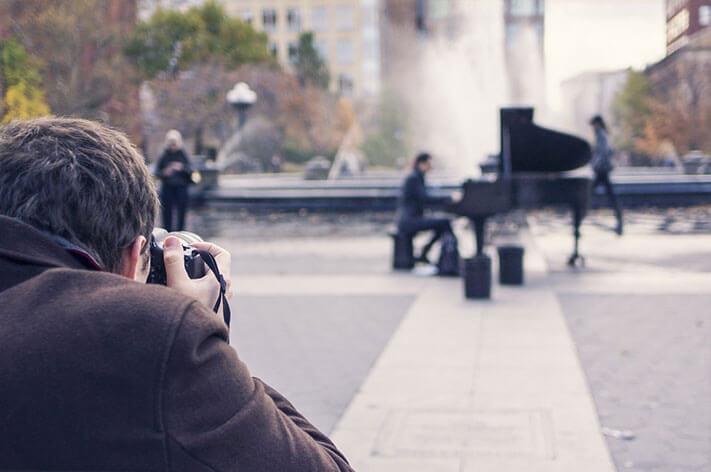 ビジネスにも役立つ、ポートレート(人物写真)を綺麗に撮るコツ
