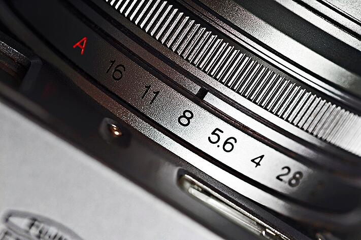カメラ基礎用語の絞りF値