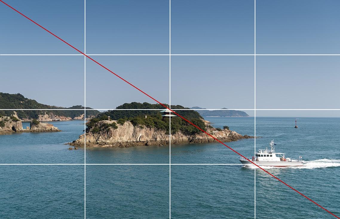写真撮影に使える代表的な構図 初心者のためのカメラ基礎知識