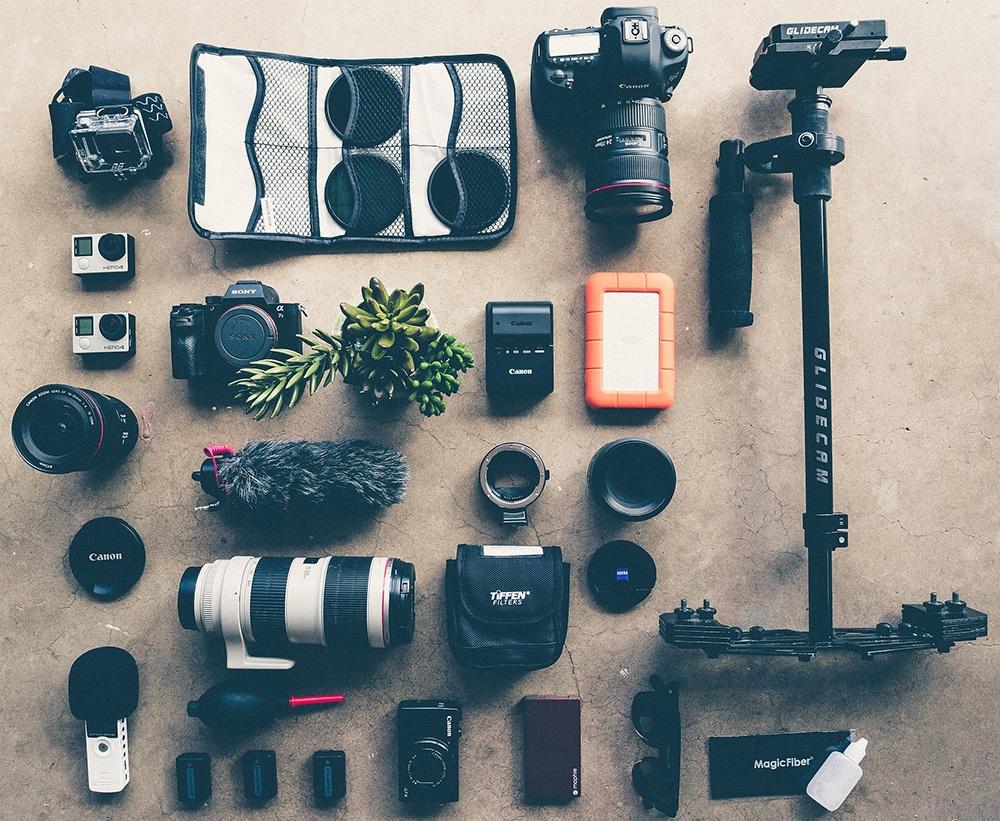 レンズの種類と特徴!初心者のためのカメラ基礎知識